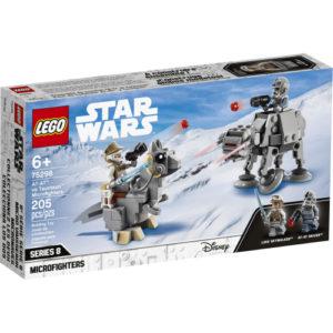 LEGO AT-AT Vs. Tauntaun Microfighter