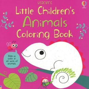 Little Children'sAnimals Coloring Book