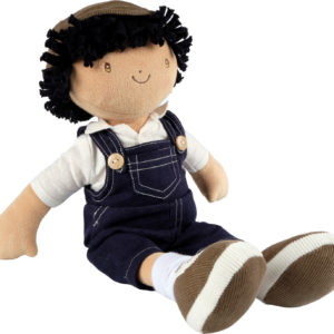 Joe- Boy Doll In Dungaree And Cap