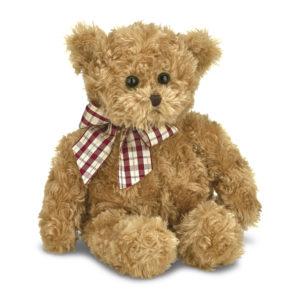 "Baby Wuggles 13"" Gold Bear"