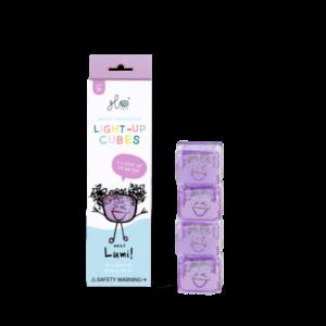 Purple Glo Pal 4pk