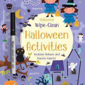 Wipe-Clean, Halloween Activities