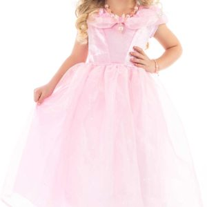 Deluxe Pink Butterfly Princess - Large