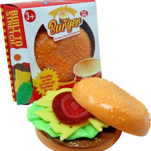 Stretcheez Burger