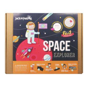 6-in-1 Space Explorer Art Box