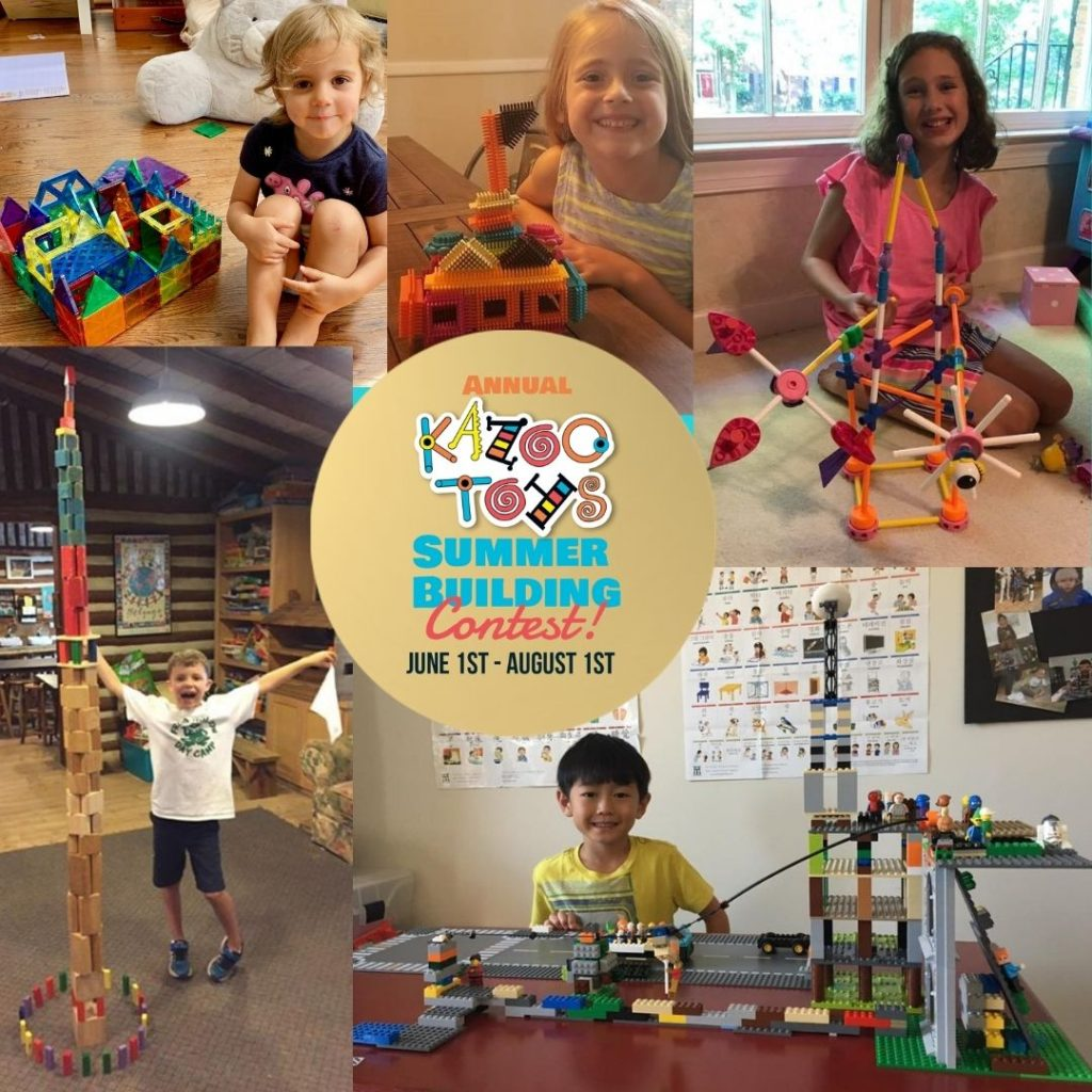 Summer Building Contest