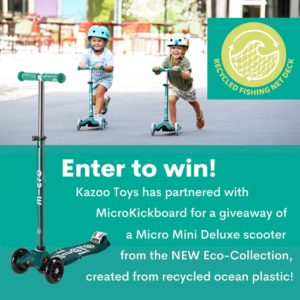 Micro Scooter Giveaway Google Review