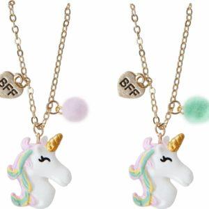 Unicorn Bff Necklace