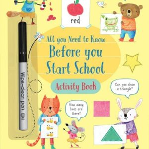 Wipe Clean, All You Need To Know Before You Start School