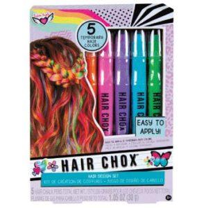 Hair Chox 5pc Set