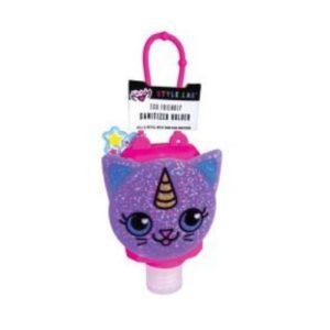 Kitty Hand Sanitizer Holder