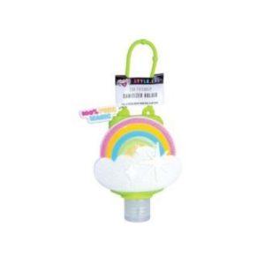 Rainbow Hand Sanitizer Holder