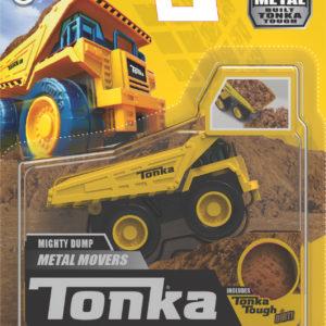 Single Pk Metal Movers -tonka