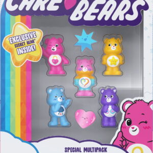 Care Bears Col Figure Pack