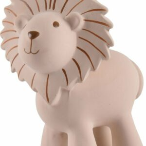 Lion - Natural Organic Rubber Rattle