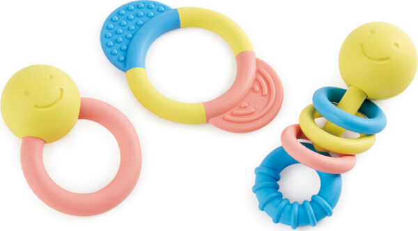 Rattle Teether Collection